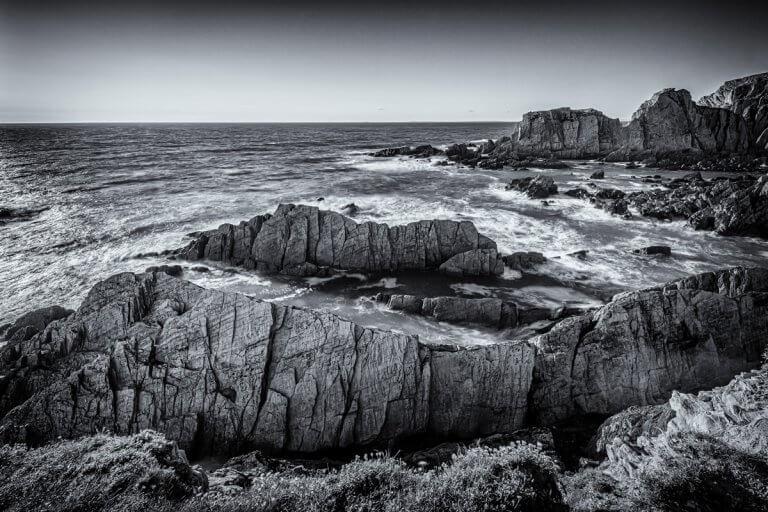 Morte Point, North Devon Rugged Coastline