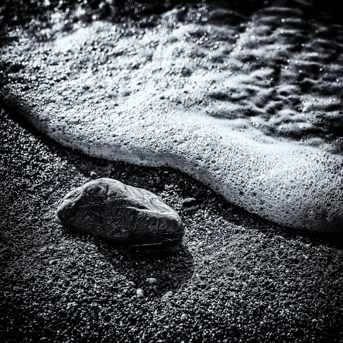 Rock, Sand and Ripples